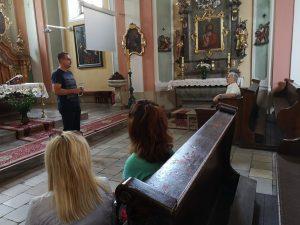 Europejskie Dni Dziedzictwa - zwiedzamy kościół św. Dominika