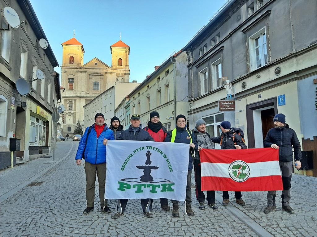 Turystyczny Marsz Pamięci - dzień drugi, Bardo!