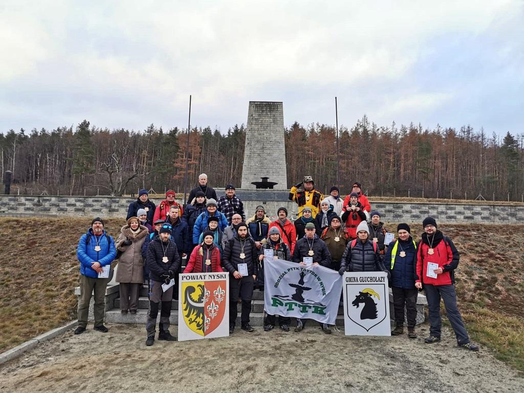 Turystyczny Marsz Pamięci - obóz Gross-Rosen!